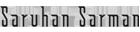 Saruhan Sarman | Preantas